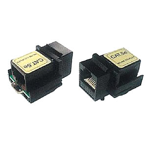 J301-C518U/ S In-line Coupler for patch panel